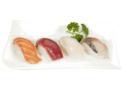 Sushi Brochettes
