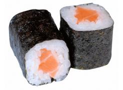 Maki.   saumon