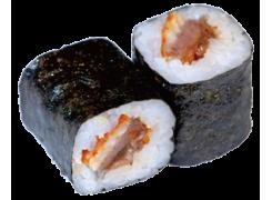 Maki   anguille fumée