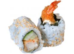 Calif   tempura crevettes
