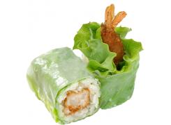 Printemps   tempura crevettes