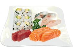 Calif sashimi