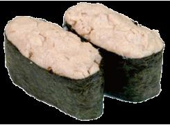 Sushi. Thon mayo