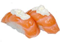 Sushi   saumon cheese